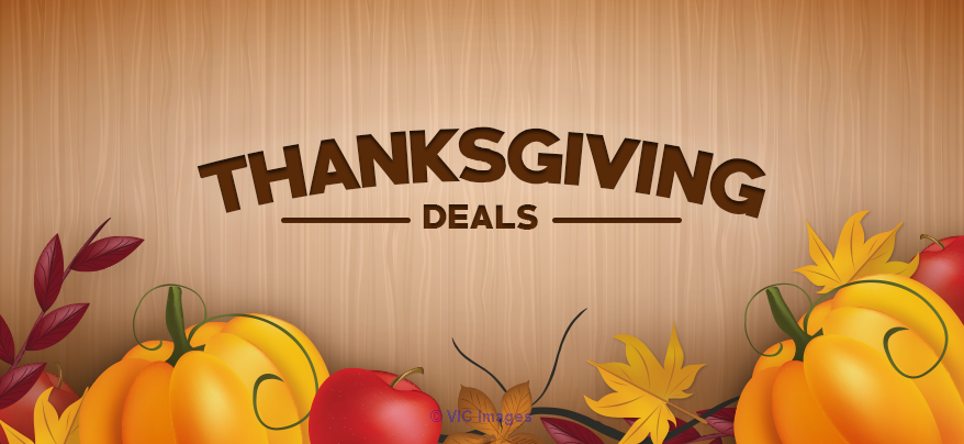 Thanksgiving Day Coupon Code